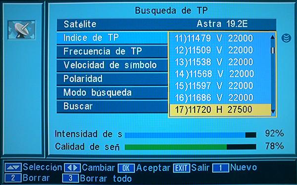 chaîne espagnole en direct